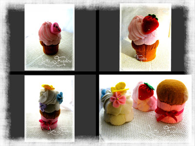 "Cupcakes "" a spasso""."
