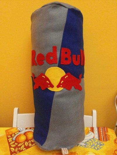 Cuscino Goloso! Red Bull..