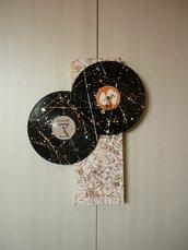 """Orologio da parete """"Musica"""" - stile moderno"""