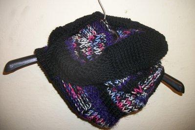 scaldacollo in morbida lana