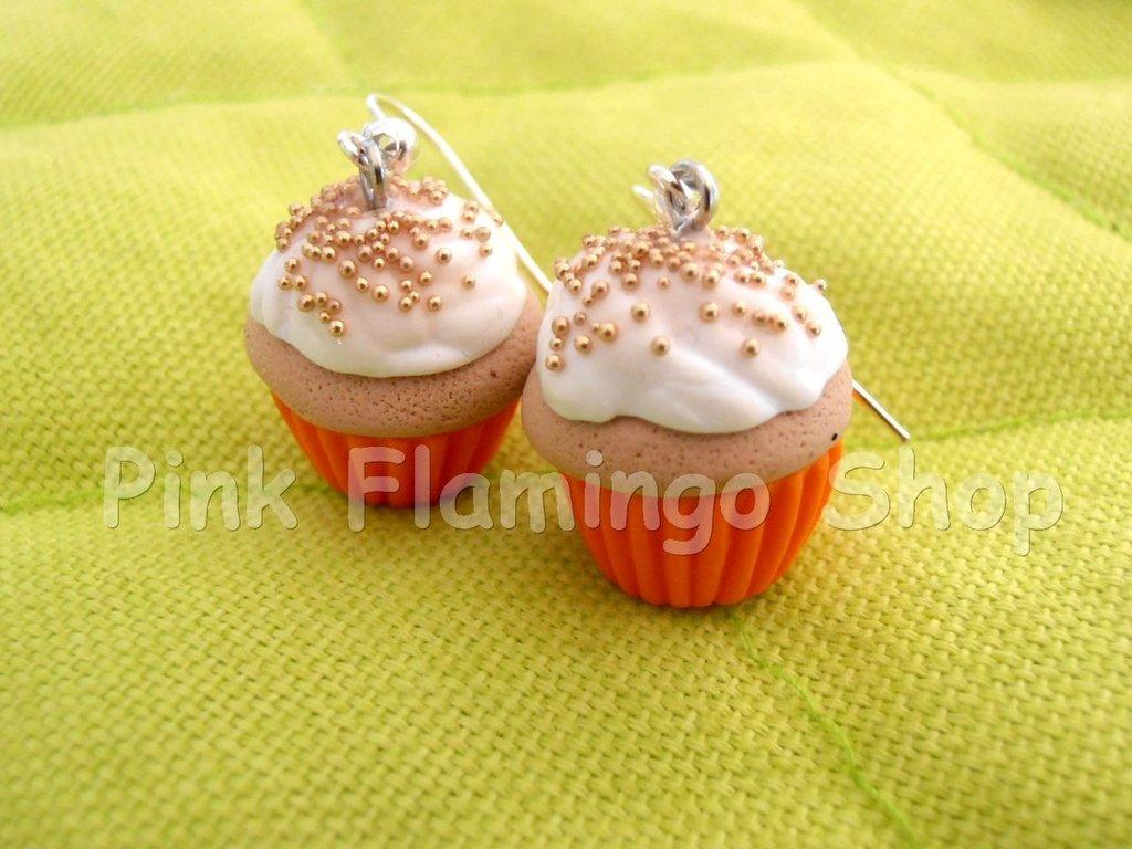 Cupcake - Orecchini in Fimo 2