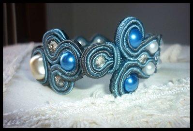 Bracciale Crystal Blue