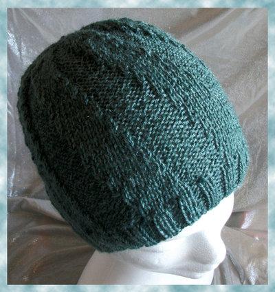 Cappello - verde salvia