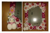 Cornice Hello Kitty per bimba