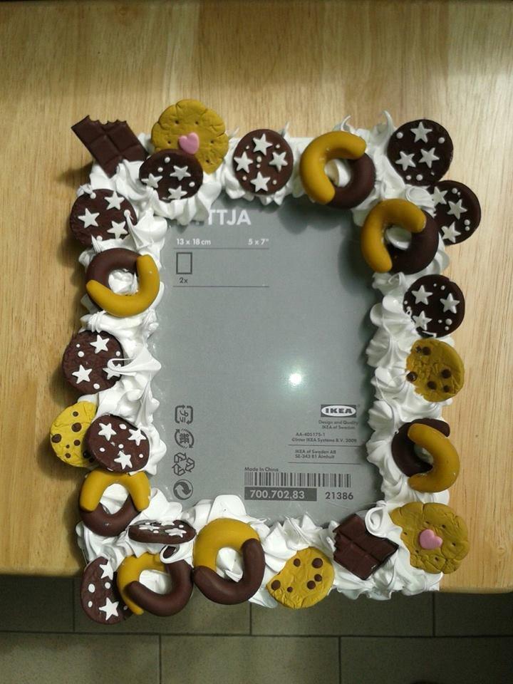 Cornice biscottosa