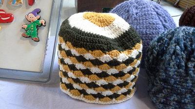 cappello multicolor