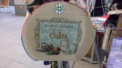 borsa rotonda cakes