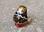 Matrioska Collection - Anello 01