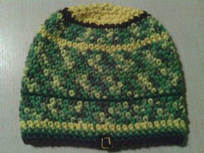 _cappello  uomo, donna  ragazza in lana   ,fatto a mano all'uncinetto C055