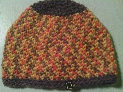 _cappello uomo donna  ragazzo in lana, fatto a mano all'uncinetto C056