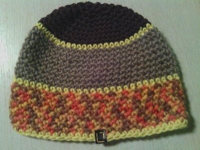 _cappello  uomo, donna  ragazza in lana, fatto a mano all'uncinetto C060