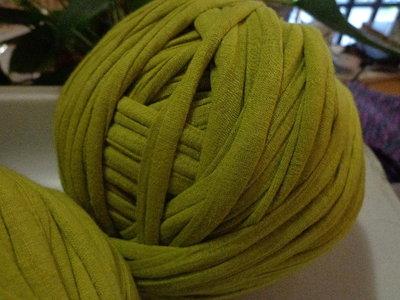 Fettuccia cotone verde pistacchio
