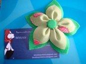 Flor de Tela   Ref. 001
