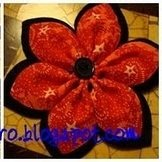 Flor de Tela   Ref. 005
