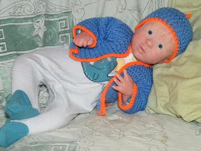 Tristan, bambola reborn