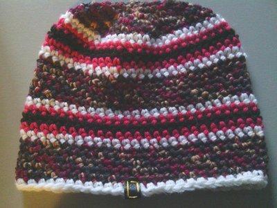 _cappello  uomo, donna  ragazza in lana, fatto a mano all'uncinetto C063_