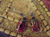 orecchini orientali