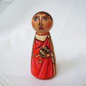 San Vito martire attore comico ballerino bambola