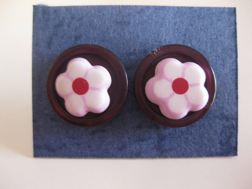 """Collezione """"SbOtToNiAmOcI"""" Orecchini Lovely Flower 2"""