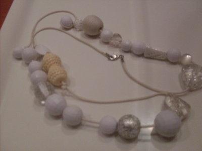 Perle e cotone