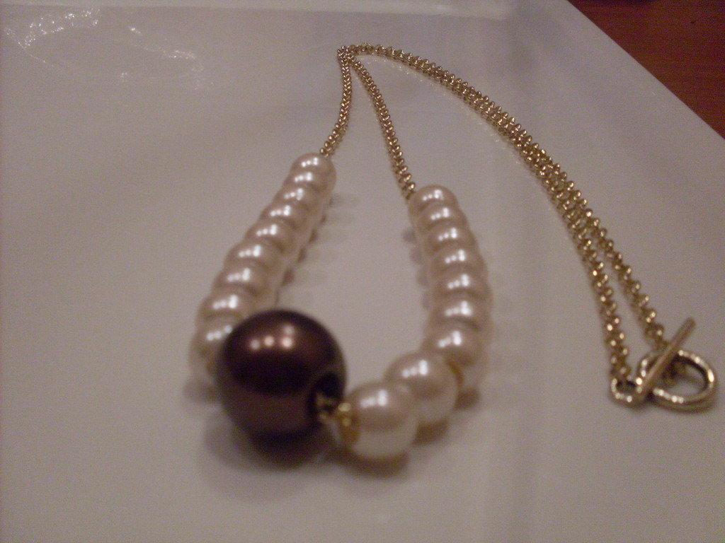 Luce e perle