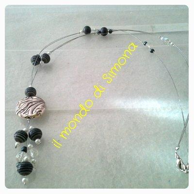 collana argentata