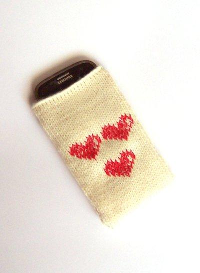 """Custodia smartphone """"San Valentino"""" (art. 46)"""