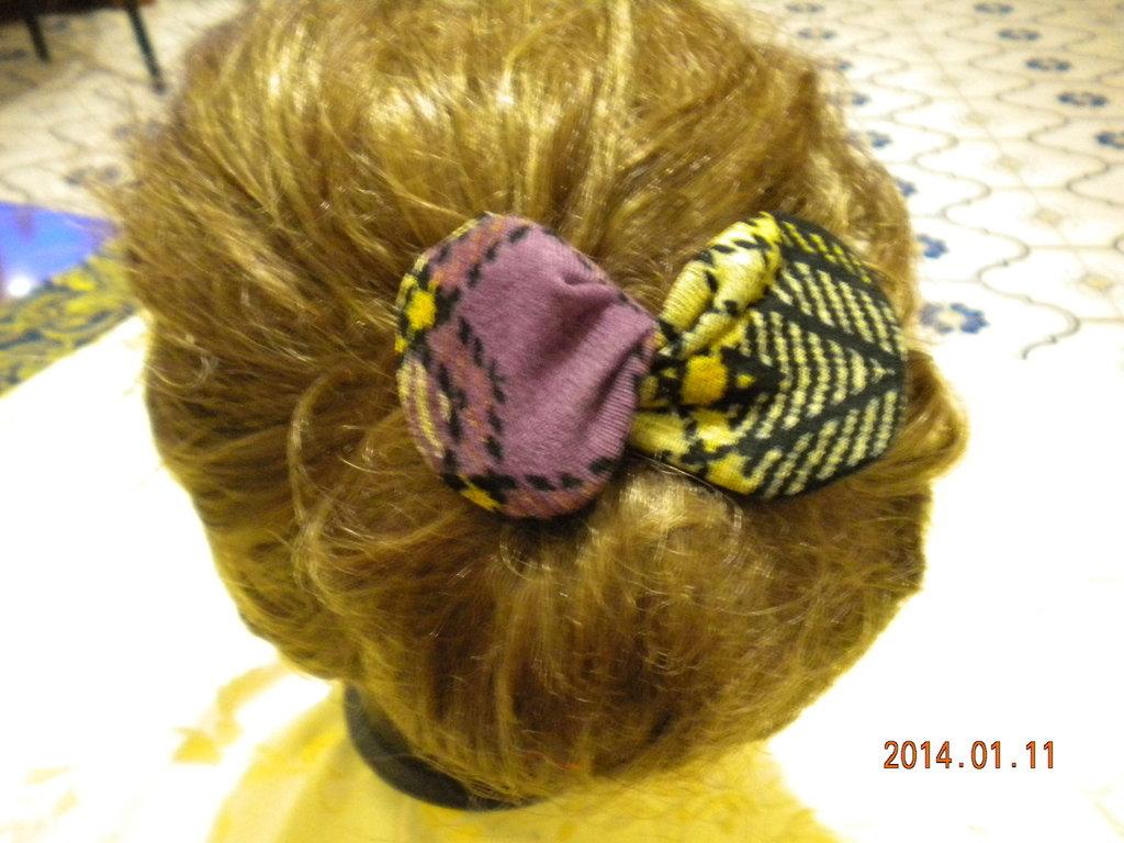 fascia  per  capelli