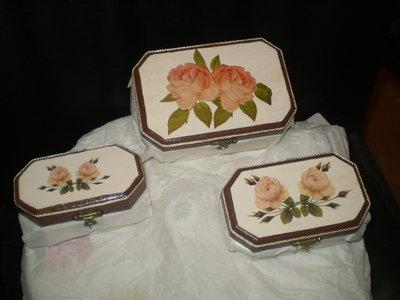 set 2 scatole