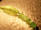 Riflessi verdi bracciale