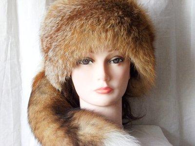 """Cappello di pelliccia """"David Kroker"""""""