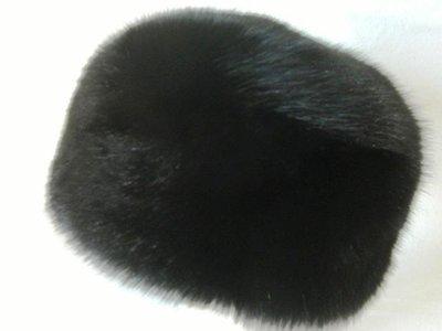 """Cappello di pelliccia. Modello """"Papaha"""""""