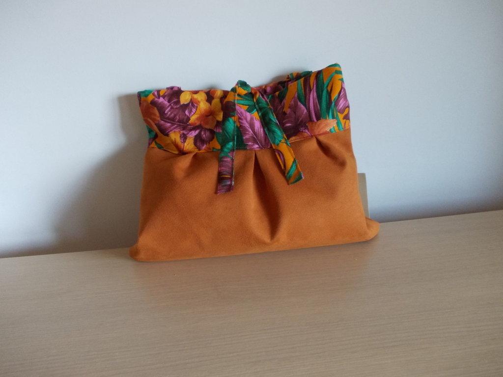 borsa arancio