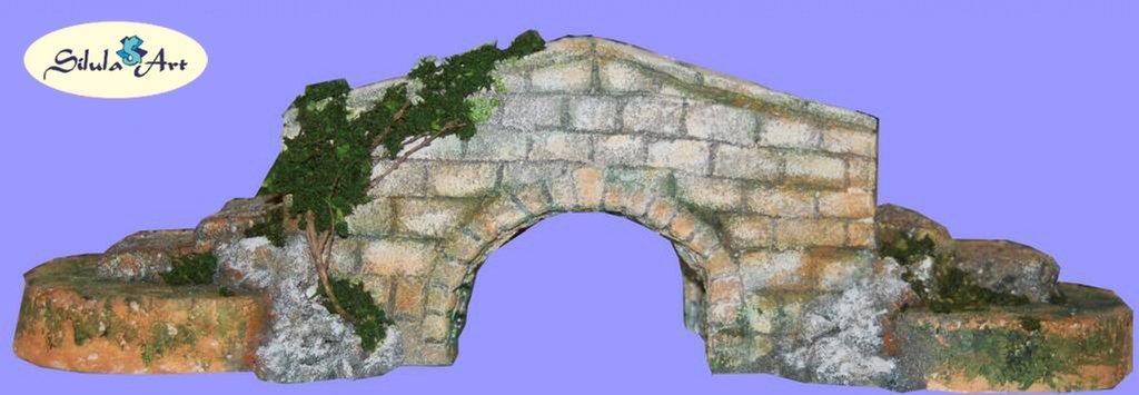 Presepe Artigianale - Ponte