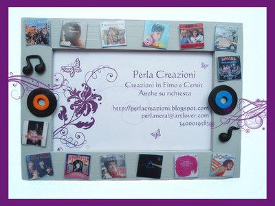 Cornice Vintage - I love Music