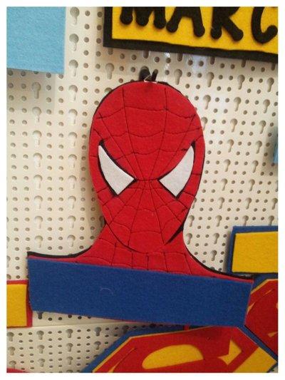 Fuoriporta Spiderman