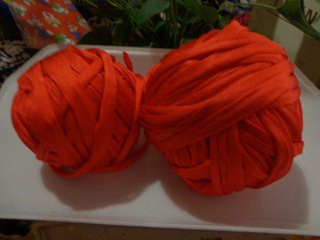 Fettuccia nylon rossa per borse