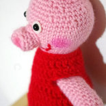 Peppa Pig - Amigurumi - Su ordinazione - Made to order