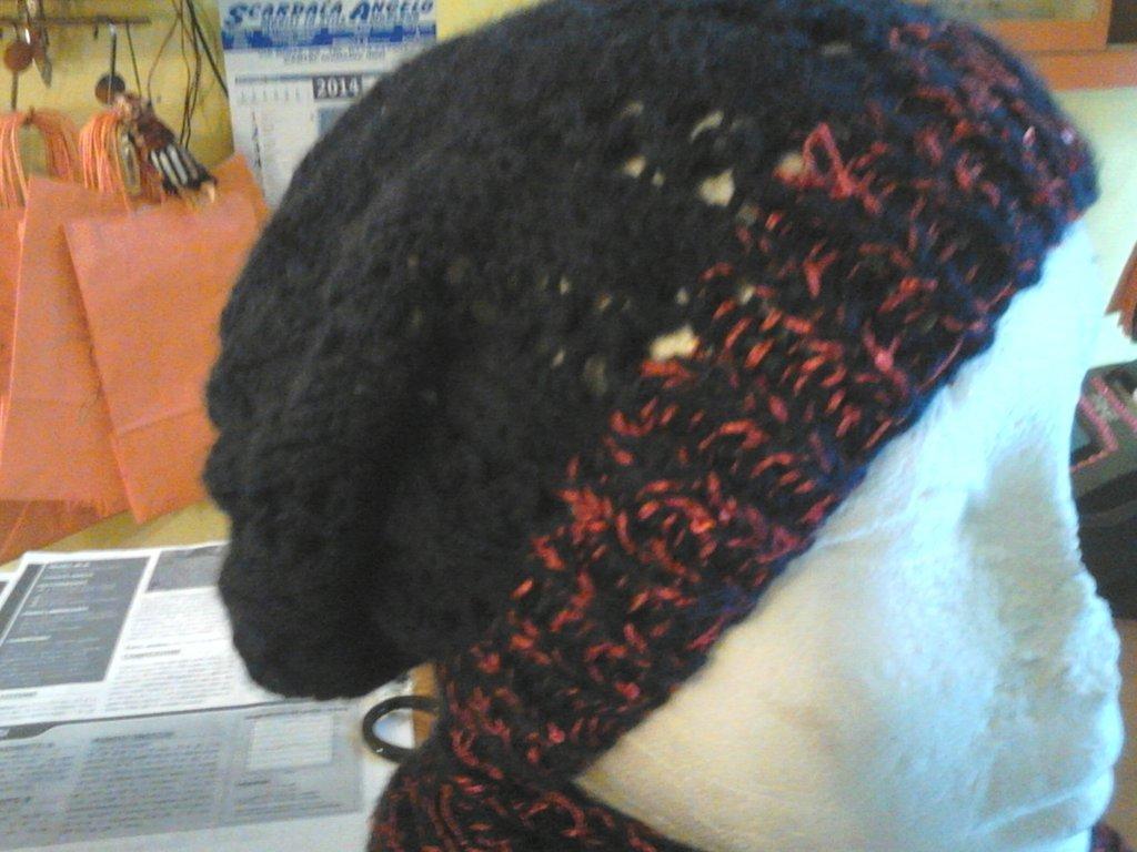 cappello e sciarpa scaldacollo