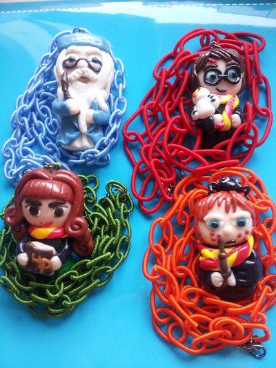 Collane personaggi Harry Potter