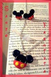Collana e orecchini di Topolino
