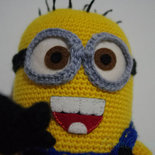 Minions - Cattivissimo me - Despicable me - Amigurumi - Su ordinazione - Made to order
