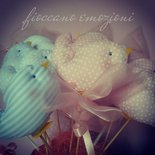 bomboniere uccellini