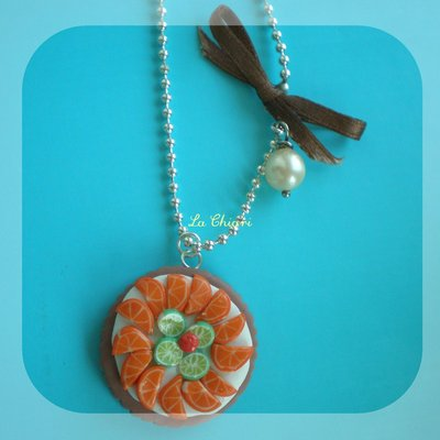 CITRUS necklace