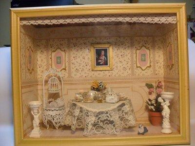 """room box """"colazione a palazzo"""""""