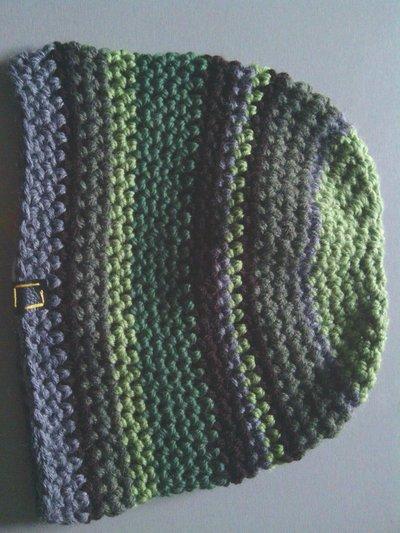 _cappello  uomo, donna  ragazzo in lana, fatto a mano all'uncinetto C068_