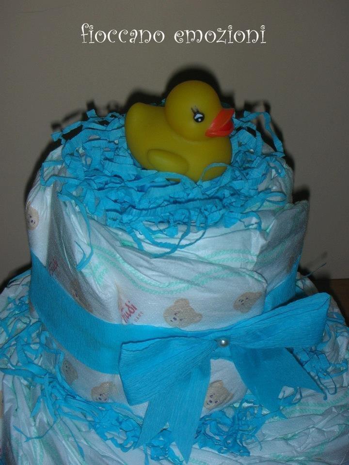 torta di pannolini S