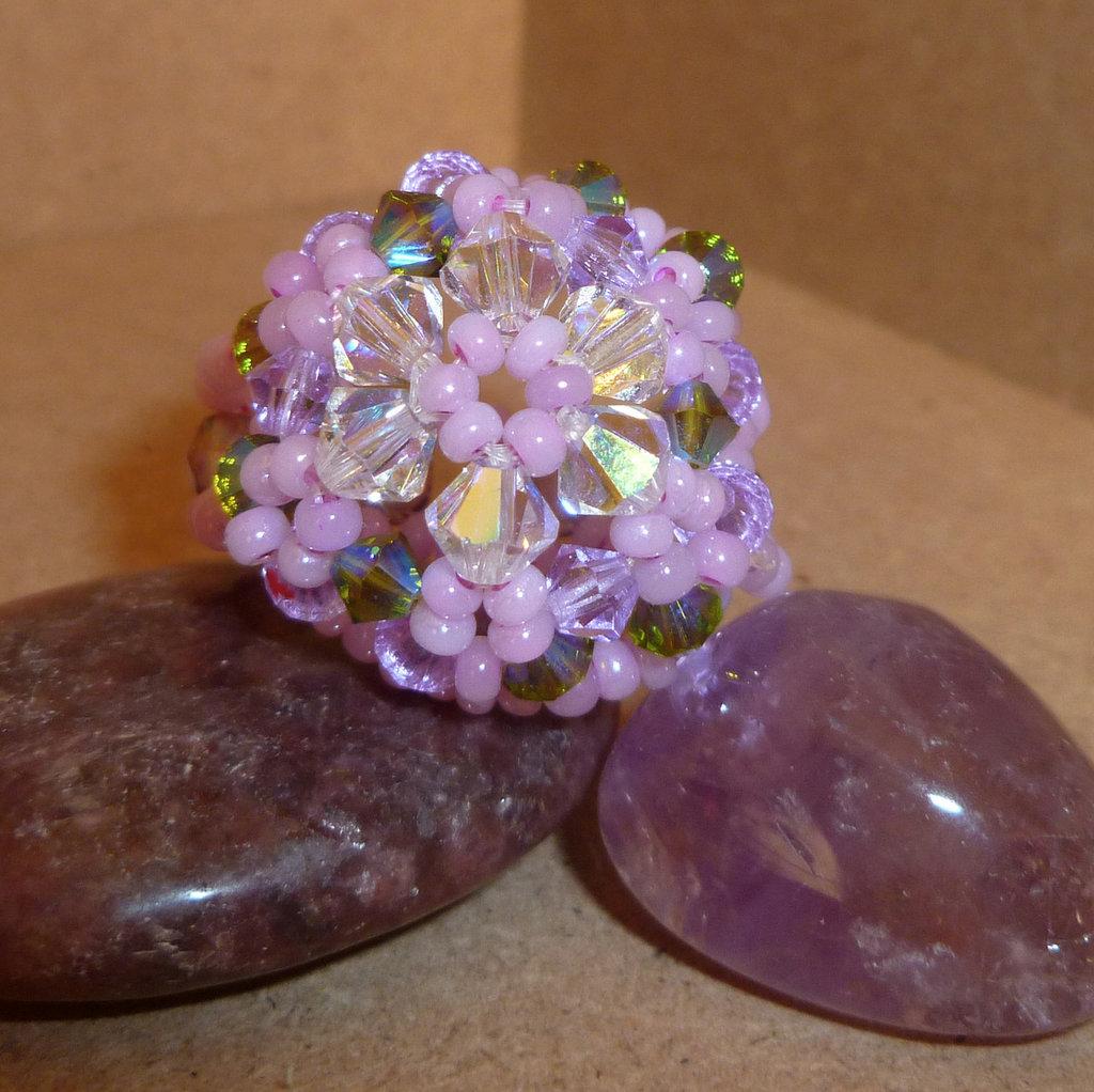 Cupola lilla