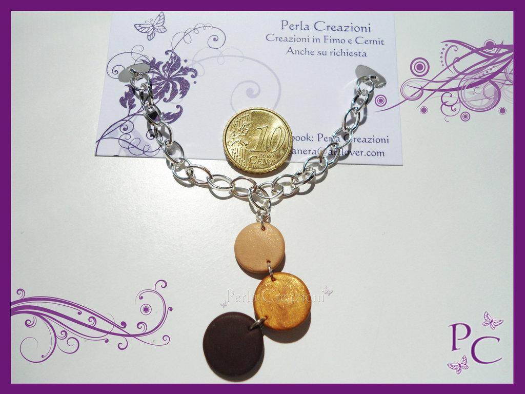 Collana Coriandoli - Oro