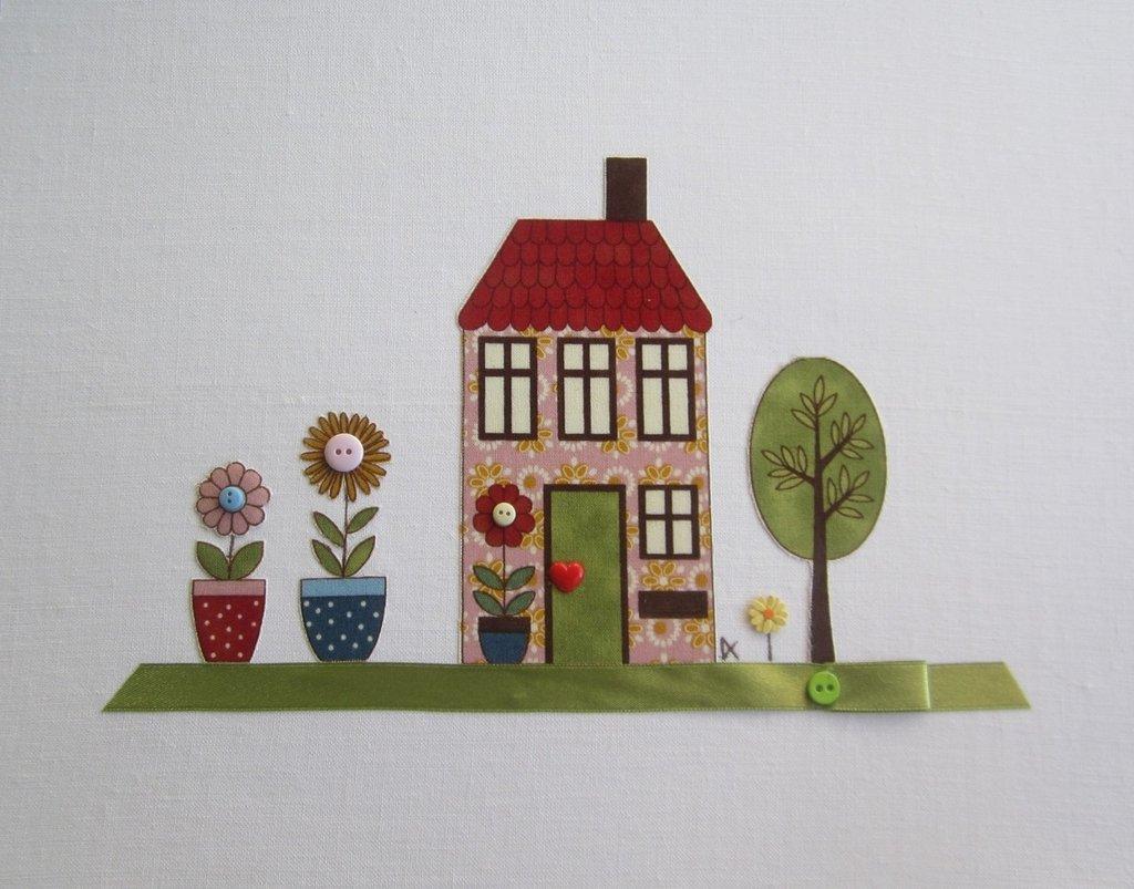 Collage casa